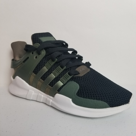 sneakers for cheap f618f c685f Adidas EQT Support ADV AC7146 Shadow Green Size 5 NWT